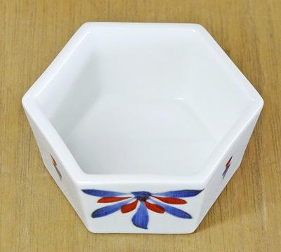 砥部焼き 角小鉢
