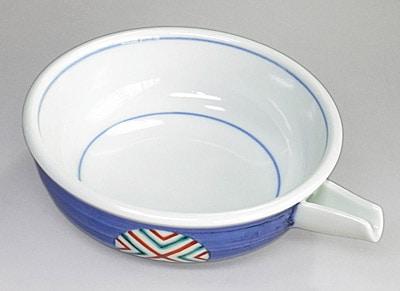 砥部焼 梅山窯 片口鉢