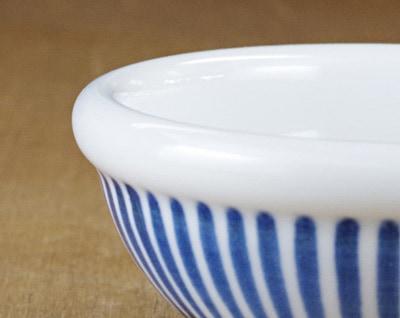 砥部焼 玉縁鉢