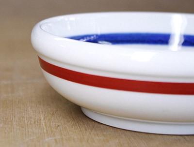 梅山窯 半玉縁鉢