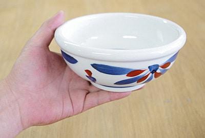 厚みのある中鉢
