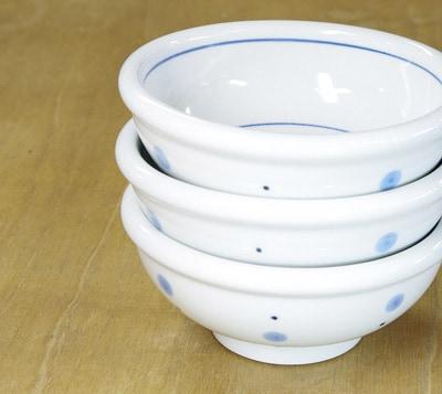 5寸玉縁鉢 重なり