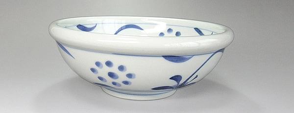 和食器 砥部焼 玉縁鉢