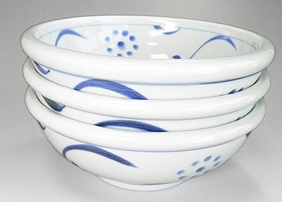 和食器の大鉢 重ねたところ
