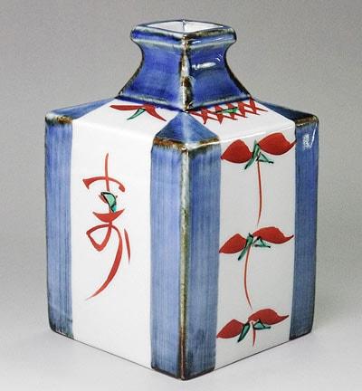 梅山窯 花瓶