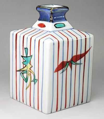 梅山窯さんの角瓶