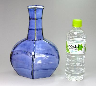 面取り花瓶