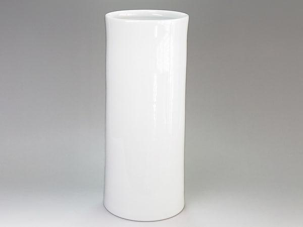 砥部焼 筒花入れ(花瓶)