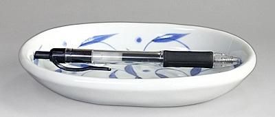 小さな楕円皿