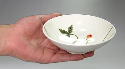 砥部焼 きよし窯 浅鉢
