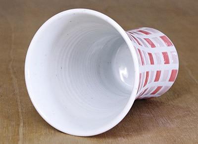 フリーカップ 内側