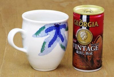 きよし窯 マグカップ 大きさ比較