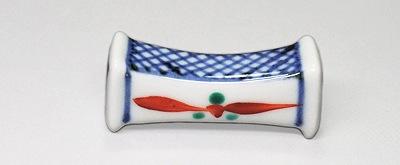 砥部焼 梅山窯 箸置き