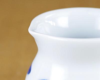 ミルク入れ 砥部焼き 梅山窯