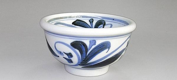 和食器 唐草の小鉢