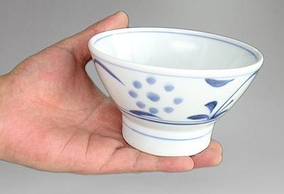 くらわんか茶碗 太陽文