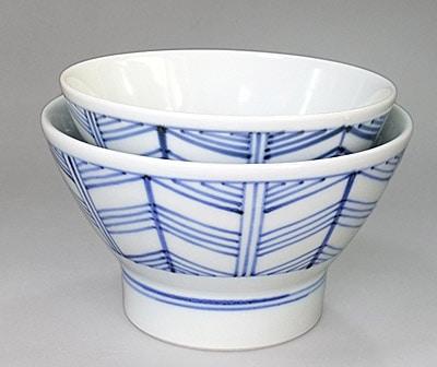 和食器 くらわんか茶碗 大小