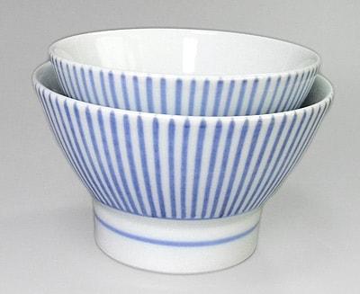 砥部焼 夫婦茶碗