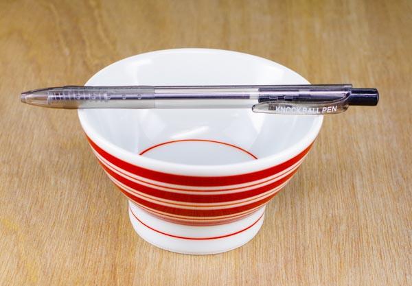 和食器 こども茶碗 大きさ比較