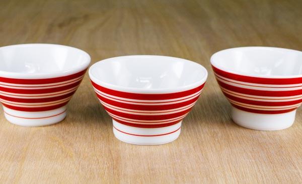 砥部焼き 梅山窯 こども茶碗