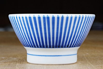 砥部焼 子供茶碗