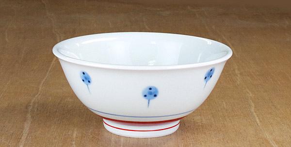 砥部焼 梅山窯 汁碗