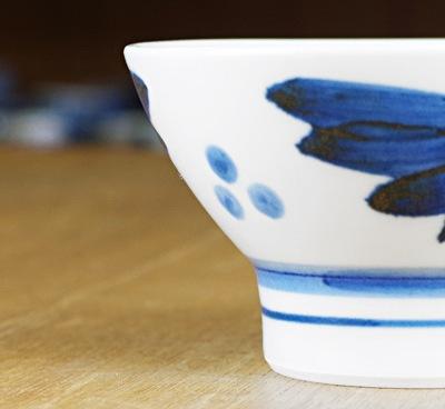 ごはん茶碗 ごす菊