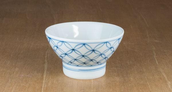 砥部焼 梅山窯 茶碗