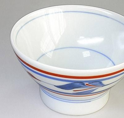 砥部焼 梅山窯 ごはん茶碗