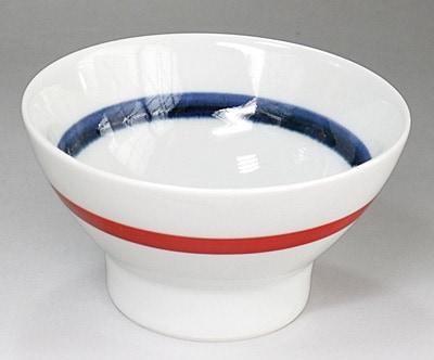 砥部焼き 梅山窯 くらわんか茶碗