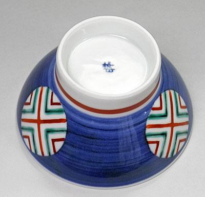 梅山窯 くらわんか茶碗