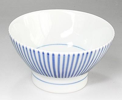 砥部焼き くらわんか茶碗