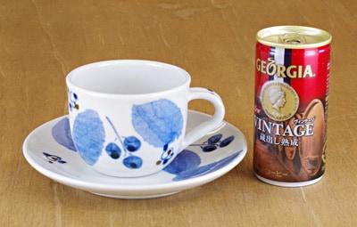 森陶房 コーヒーカップ 大きさ比較