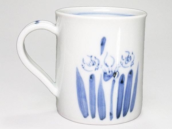 砥部焼 森陶房 マグカップ
