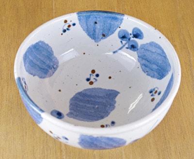 砥部焼き ラーメン鉢