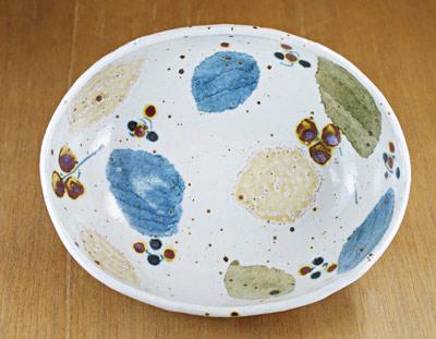 カレー皿 楕円鉢