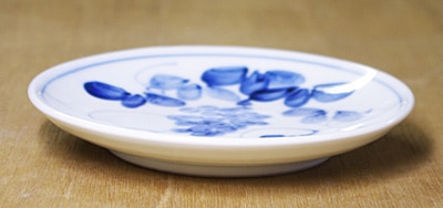砥部焼 5寸丸皿 取り皿