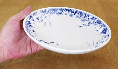 和食器 7寸丸皿