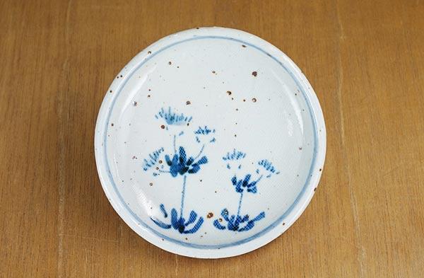 砥部焼き 森陶房 小皿