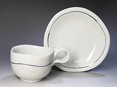 和食器のコーヒーカップ