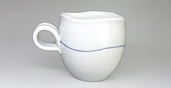 砥部焼 向井窯 マグカップ