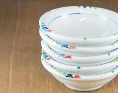 和食器 小鉢 重なり