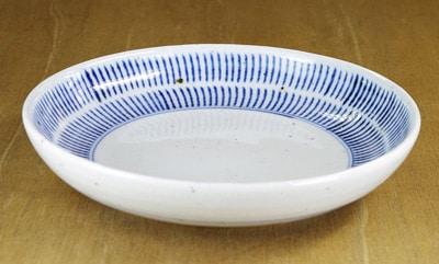 和食器 6寸丸皿