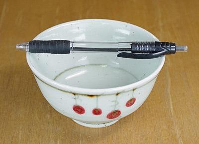 茶碗 飯碗 大きさ比較