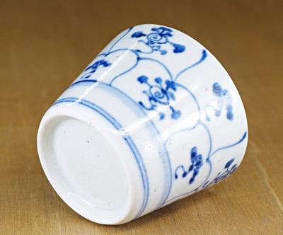 砥部焼き 中田窯 蕎麦猪口