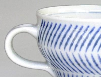 中田窯 スープカップ