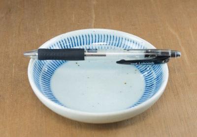 中田窯 小皿 大きさ比較