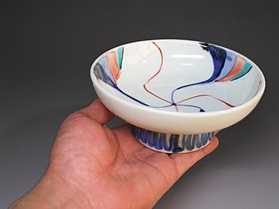 和食器、砥部焼の鉢