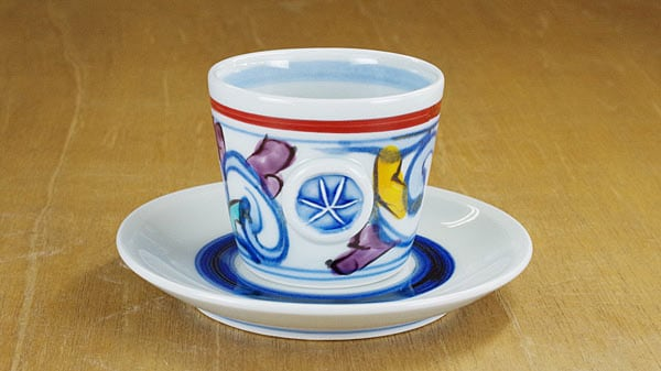 砥部焼き 西岡工房 コーヒーカップ