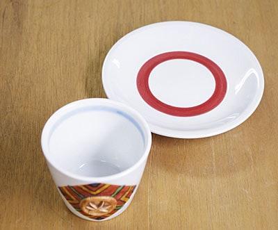 砥部焼 西岡工房 コーヒーカップ